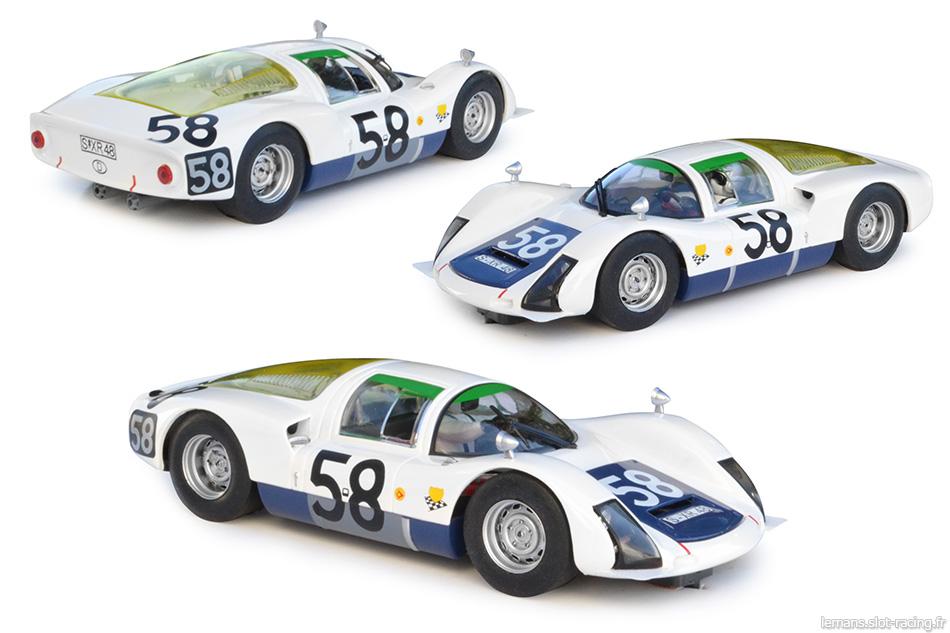 Porsche 906 'Carrera 6' - Fly 88354