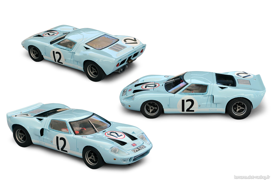 Ford GT40 - Fly EP0016
