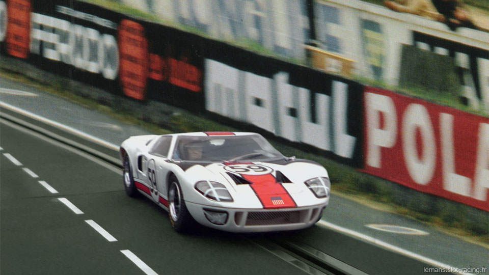Ford GT40 #59