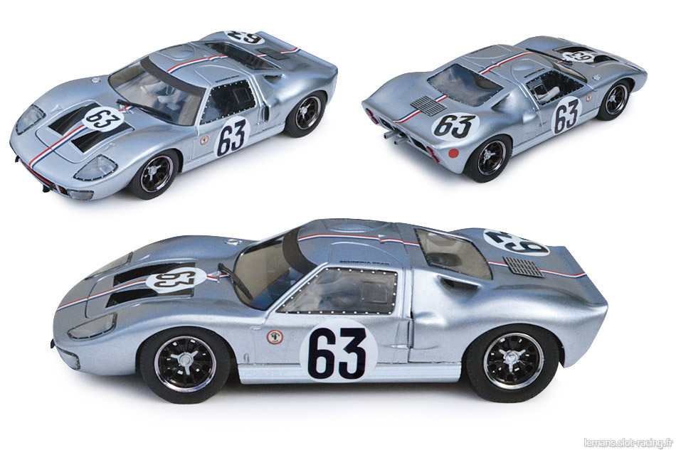 Ford GT40 Slot.it CA18Z