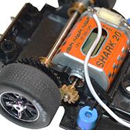 Ford MkII NSR - Détails du moteur et de la transmission