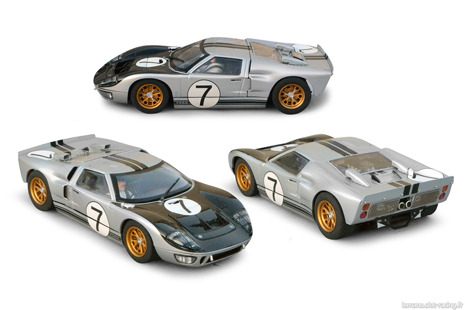 Ford MkII - Scalextric C2917