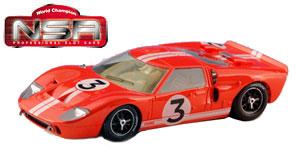 Ford MkII n°3 NSR Le Mans 1966