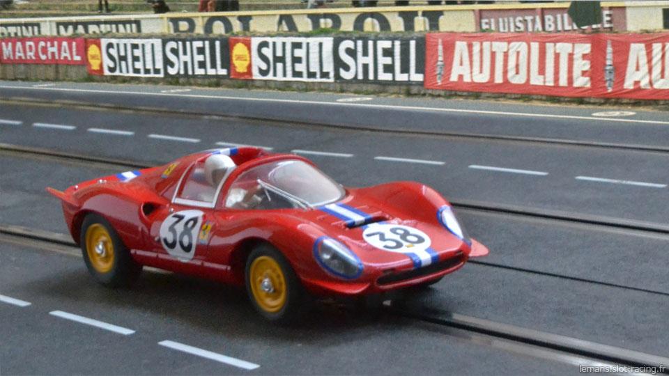 Dino 206 S #38 ‣1966