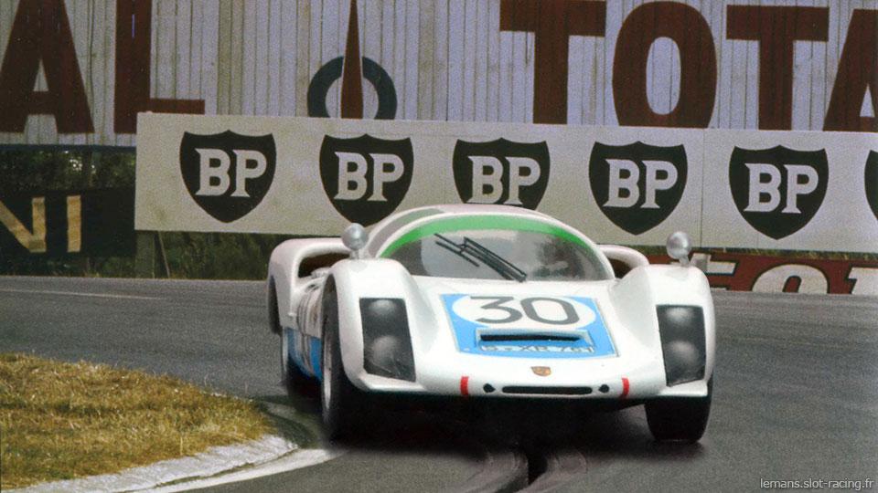 Porsche 906 #30 ‣1966