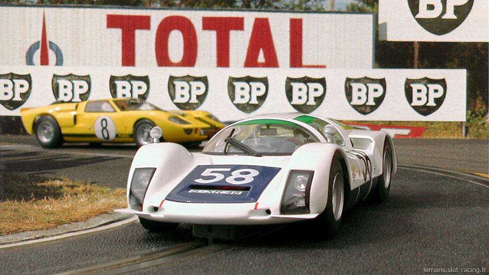Porsche 906 #58 ‣1966