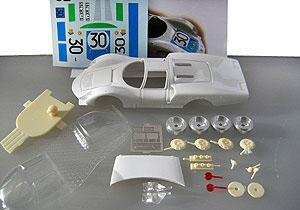 Kit Porsche 906L TKP