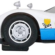Porsche 906L - Le moteur longitudinal et la transmission