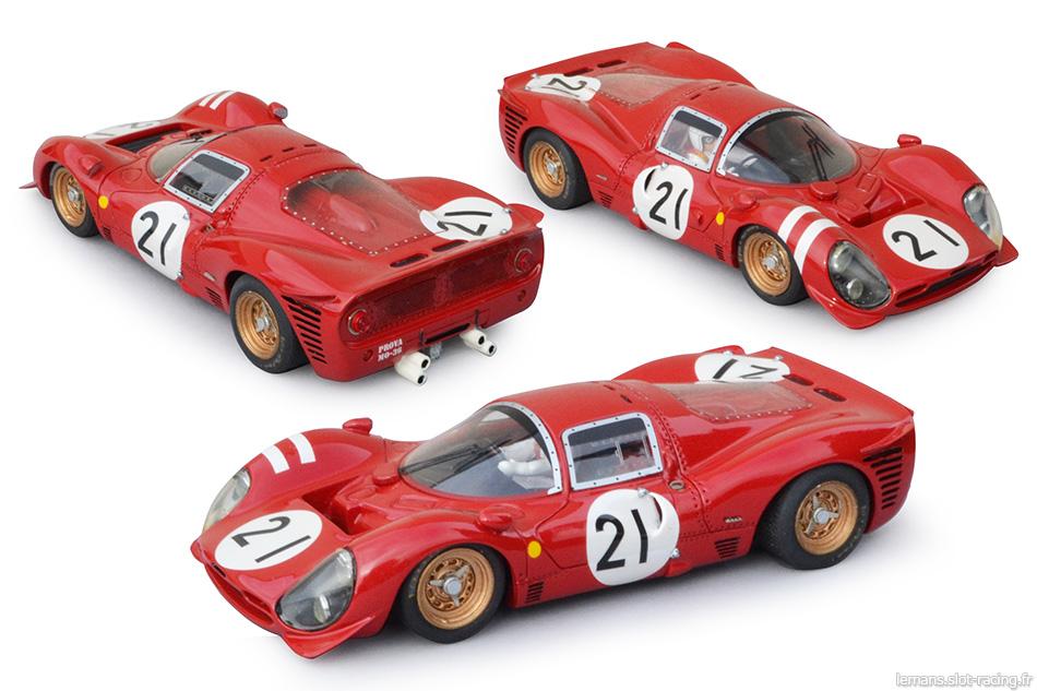 Ferrari 330 P3 - Racer RCR41 A