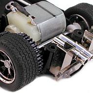 Ford MkII - Le moteur arrière transversal et la transmission