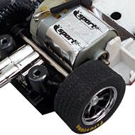 Ford GT40 - Le moteur transversal Sport et la transmission