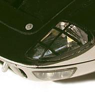 Ford MkII - Détails des phares