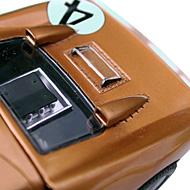 Ford MkII - Détails du capot arrière