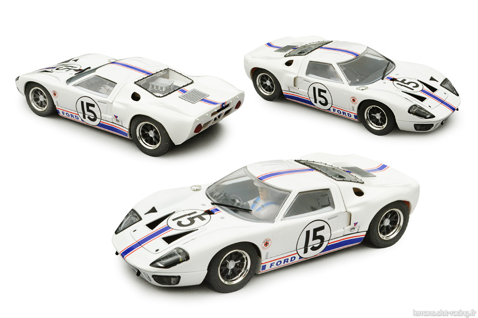 Ford GT40 - Scalextric C3315