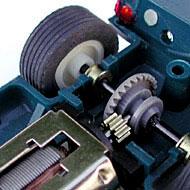 Ford MkII - Le moteur et la transmission
