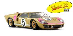 Ford MkII n°5 Slot.it
