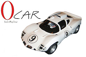 Kit Chaparral 2D Ocar