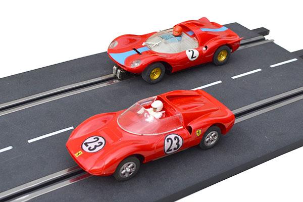 Dino 206 S - Carrera et Strombecker