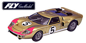 Ford MkII n°5 Fly Le Mans 1966