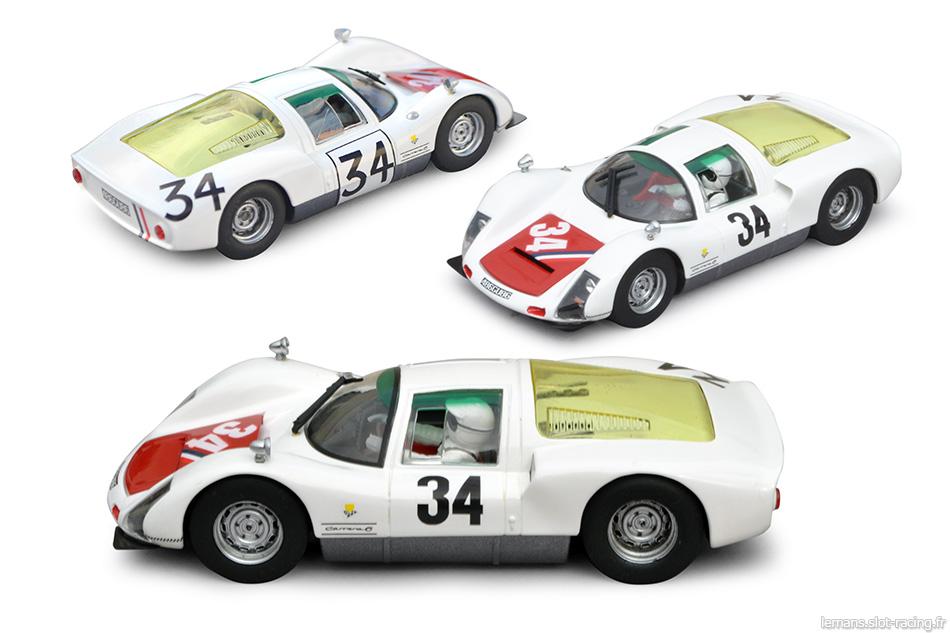 Porsche 906 Carrera 6 - Fly 88255