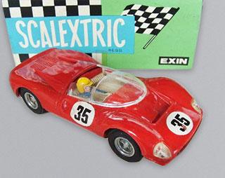 Ferrari 330 GT Scalextric C41