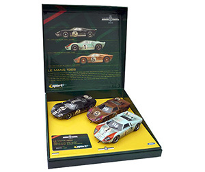 Coffret Scalextric C2529A 1966