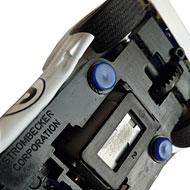 Chaparral 2D - Le moteur et la transmission