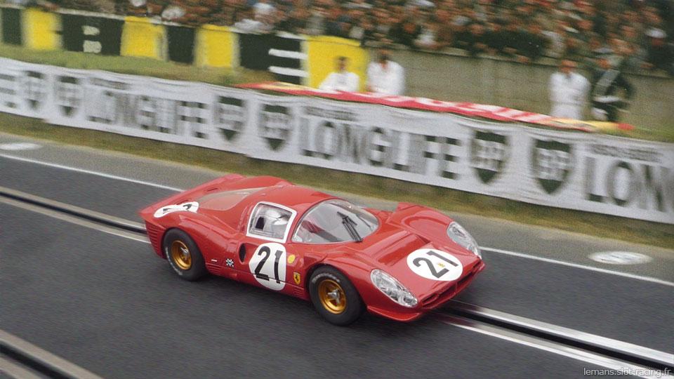 Ferrari 330 P4 #21 ‣1967