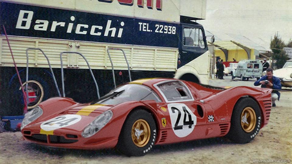 Ferrari 330 P4 #24