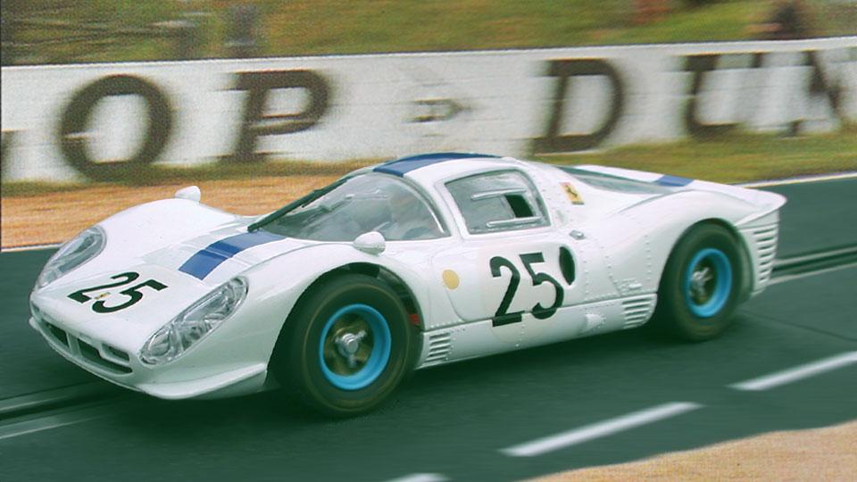 Ferrari 412P #25 ‣1967