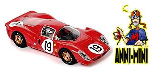 Ferrari P4 n°19 Anni-Mini Le Mans 1967