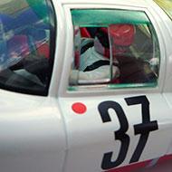 Porsche 906 - Détails du pilote