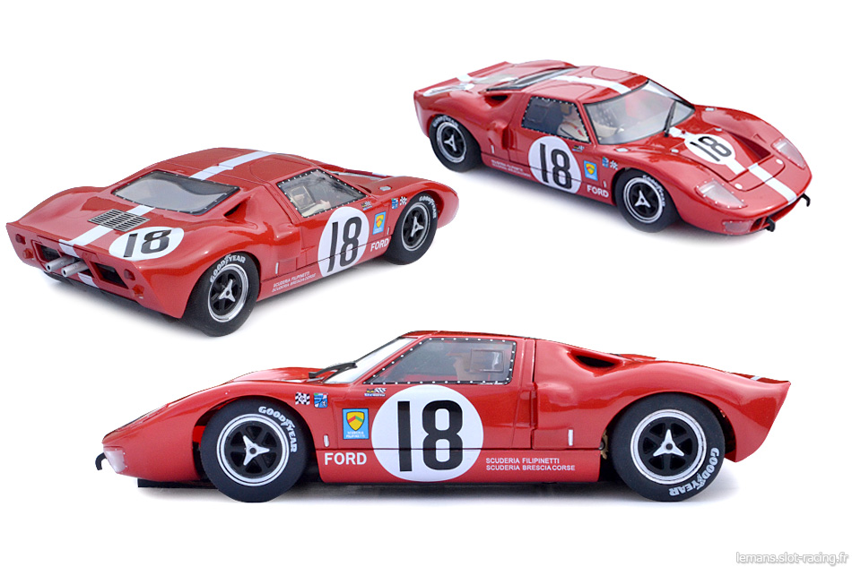 Ford GT40 Slot.it CA18E