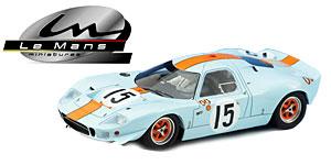 Mirage n°15 Le Mans Miniatures Le Mans 1967