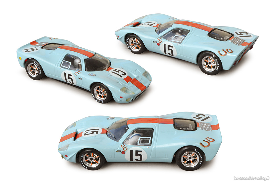 Mirage M1 - Scalextric C15
