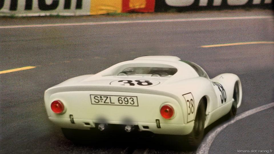 Porsche 910 #38 ‣1967