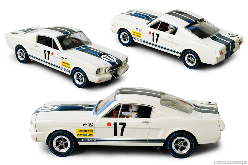 Ford Mustang Shelby GT 350R Revell 08369