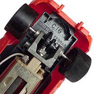 Ferrari 330 P4 - Le moteur Johnson et la transmission