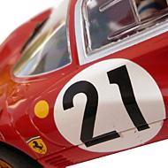 Ferrari 330 P4 - Détails de la décoration