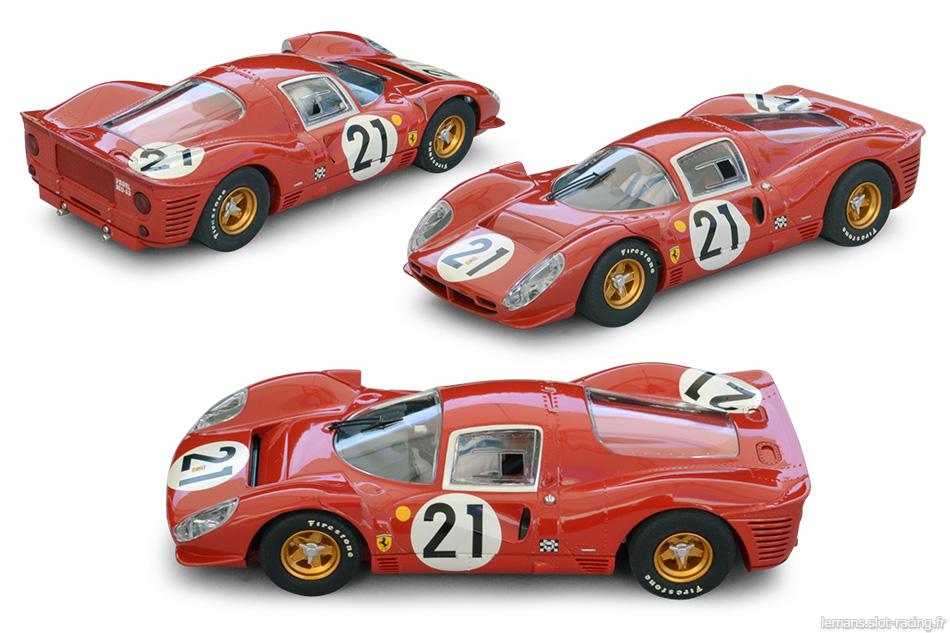 Ferrari 330 P4 - Scalextric C2641