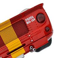 Ferrari 330 P4 - Détails de la face arrière