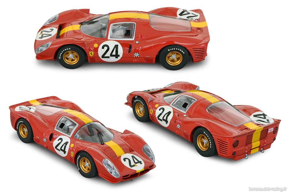 Ferrari 330 P4 - Scalextric C2642