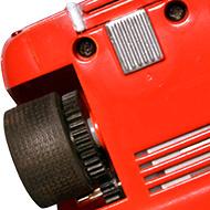 Ferrari 330 P4 - le moteur transversal
