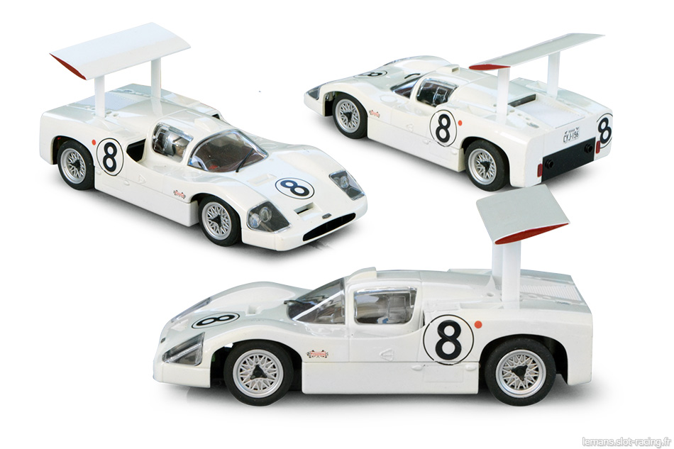Chaparral 2F - Scalextric C2811