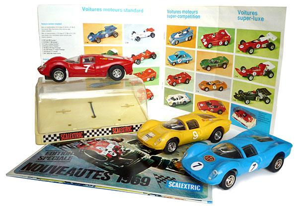 Ferrari P4 Scalextric C16