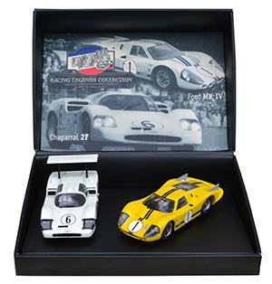 Coffret MRRC Le Mans Legends