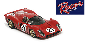 Ferrari 330 P4 n°21 Racer Le Mans 1967