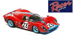 Ferrari 412P n°23 Racer Le Mans 1967