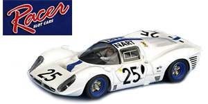 Ferrari 412P n°25 Racer Le Mans 1967
