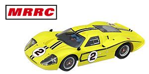 Ford MkIV n°2 MRRC Le Mans 1967